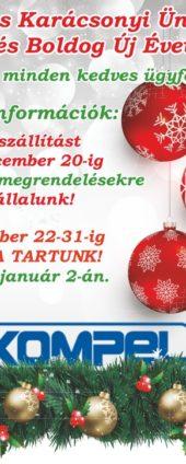 karácsonyi információk